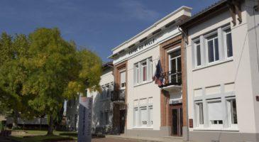 mairie péage de roussillon